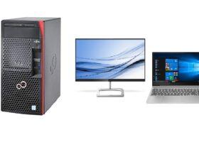 PC+PCセットアップ初期設定+ファイルサーバー・ネットワーク構築